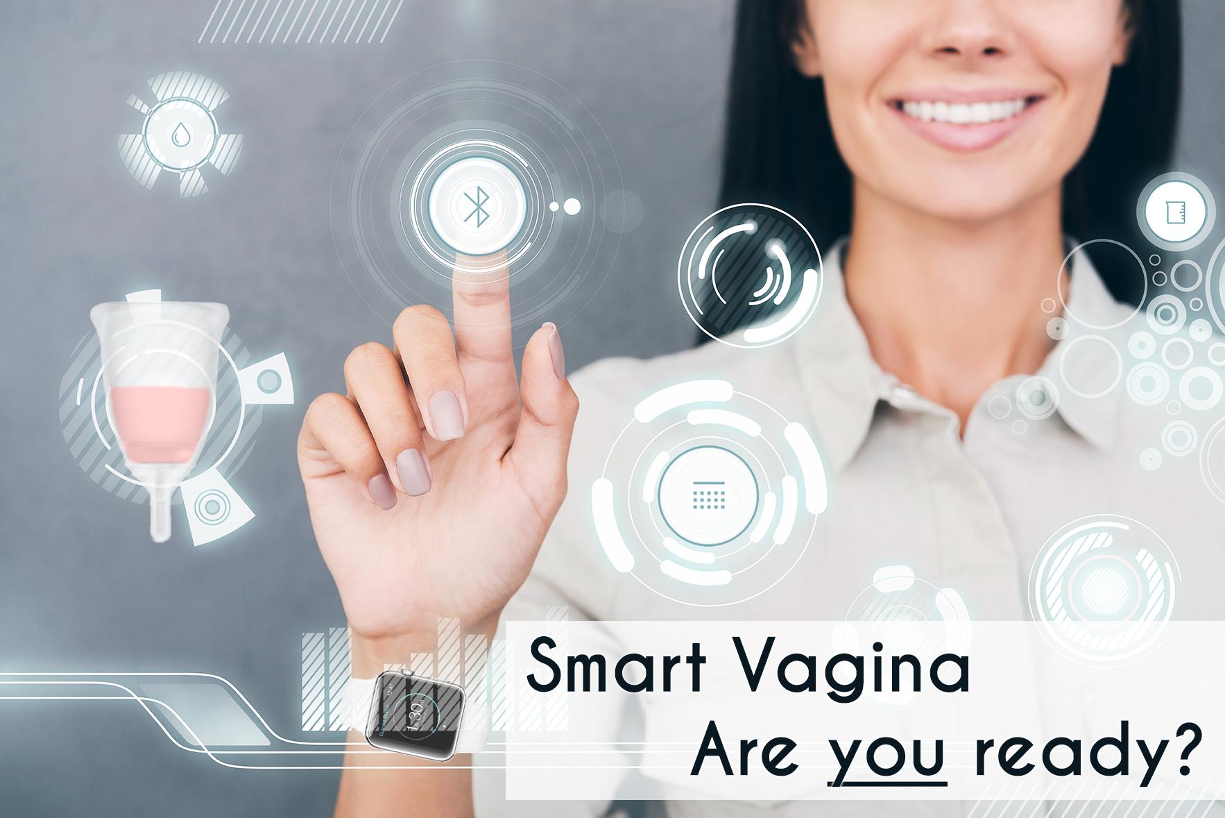 Smart Vagina: Are you ready? #satire